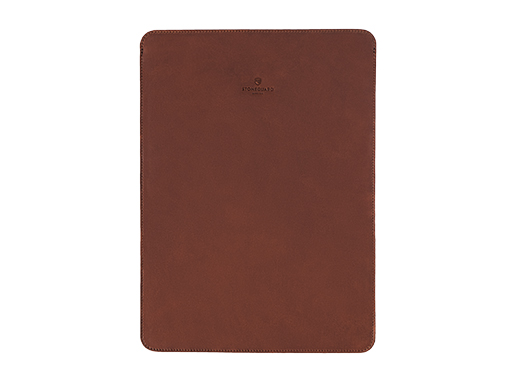 Leather Sleeve for MacBook Pro 15 Retina | 511 | Rust