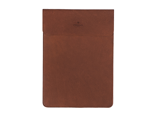 Leather Magnet Sleeve MacBook Pro 15 | 531 | Rust