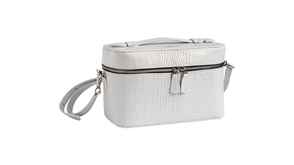 Stoneguard - Womens Leather Beauty Box | 704 | White Rift - image 1