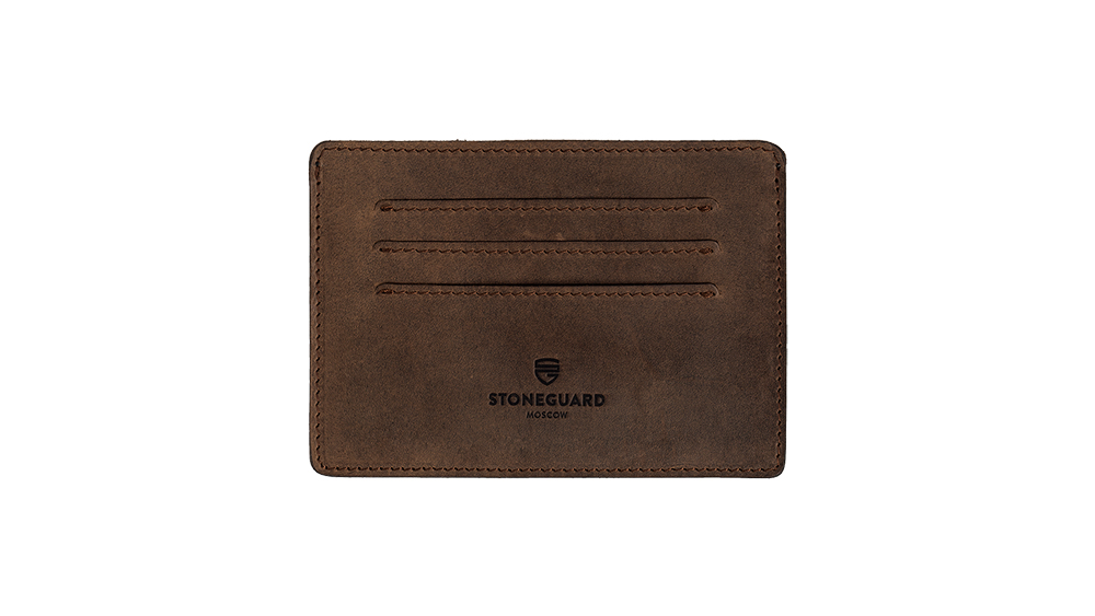 Stoneguard - Leather keeper for auto documents  - image 1