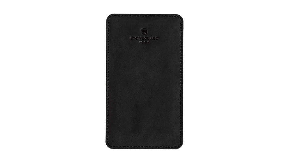 Stoneguard - Leather Sleeve for iPhone 6/6s/7/8 Plus | 511 | Black - image 1