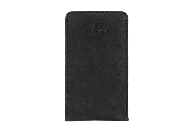 Leather Sleeve for iPhone 6/6s/7/8 | 512 | Black