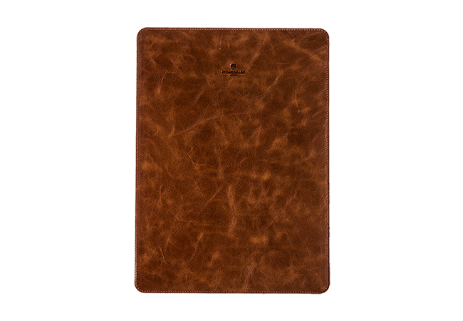 Leather Sleeve MacBook 12 | 511 | Brown