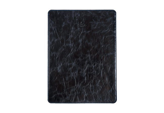 Leather Sleeve for MacBook 12 | 511 | Dark Blue