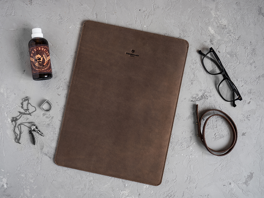 Stoneguard - Leather Sleeve for iPad Pro 9.7 | 511 | Rust - image 2