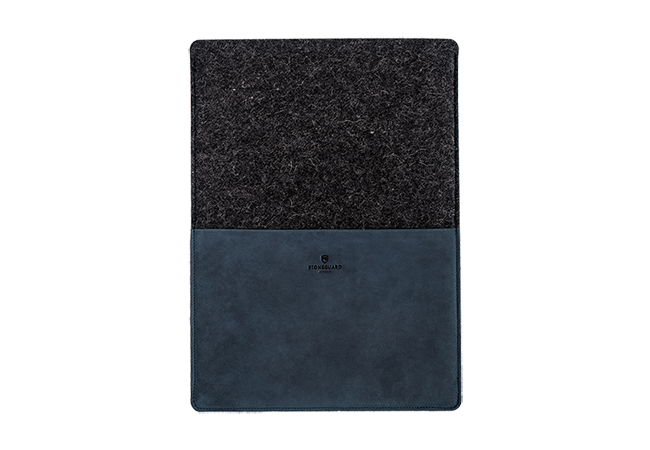 Sleeve for MacBook Pro 13 Retina | 541 | Ocean | Coal