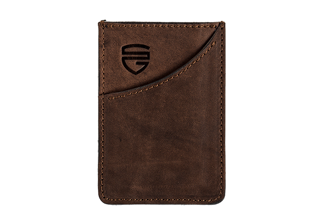 Leather Wallet | 312 | Rust