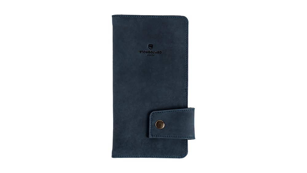 Stoneguard - Leather Wallet | 321 | Ocean - image 1